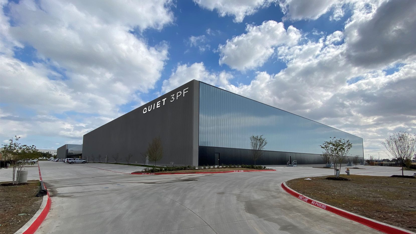 The fulfillment center will employ more than 400 workers.