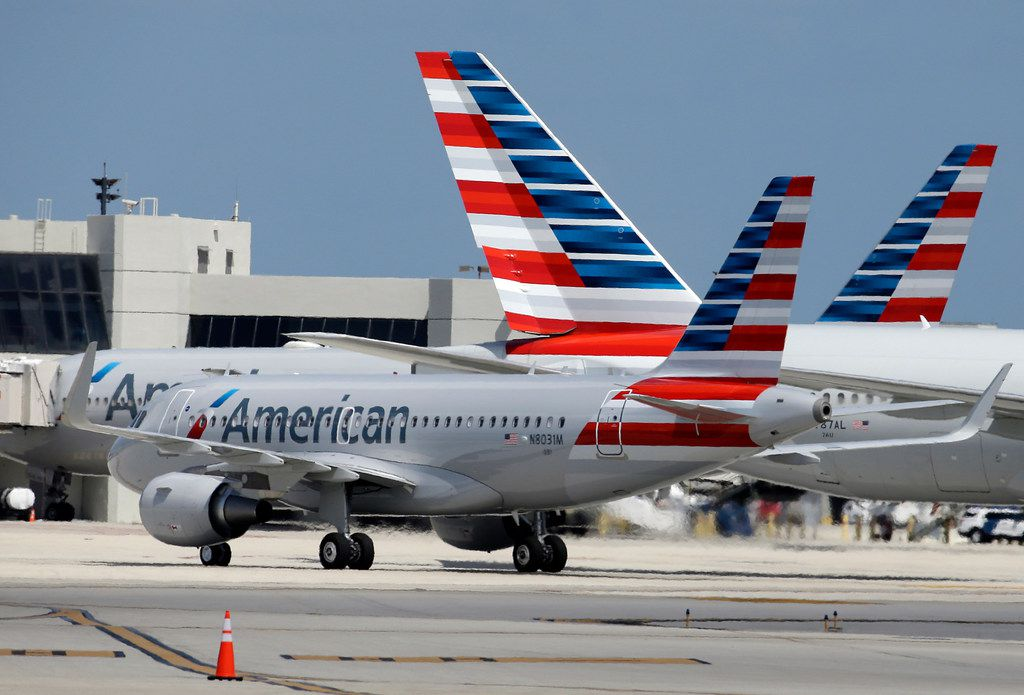 The NAACP is warning African-Americans that if they fly on American Airlines they could be subject to discrimination or even unsafe conditions. American said Wednesday that it's disappointed by the announcement and will invite the civil rights group to meet and talk about the airline.