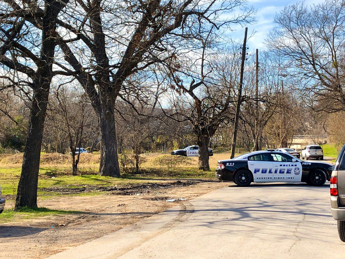 Dallas police were called to a shooting in the 1300 block of Baden Street on Wednesday afternoon.