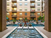 The Riley Cityline apartments are off Plano Road in Richardson.