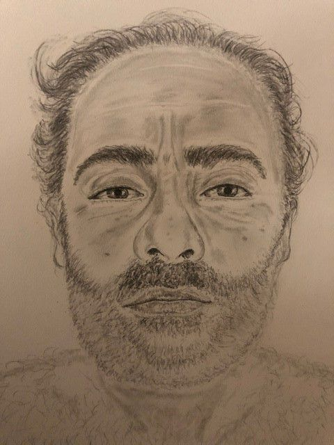 The man was described as being Hispanic or Middle Eastern and in his mid-50s.