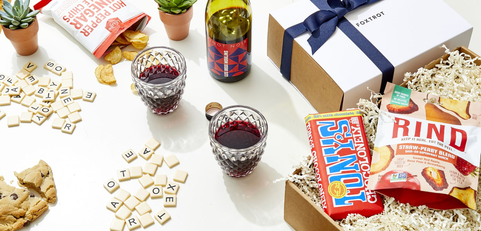 Foxtrot Market is offering the Father's Day Foodie Kit for $30.