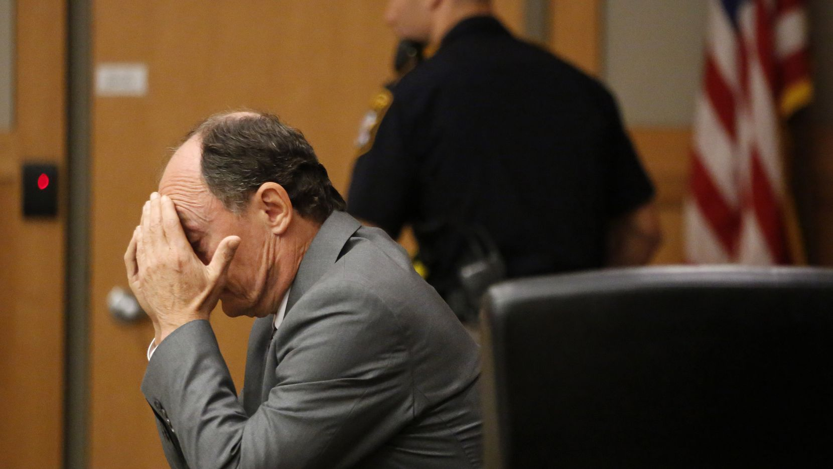 Frisco man gets life sentence for gunning down ex-wife with six-shot barrage