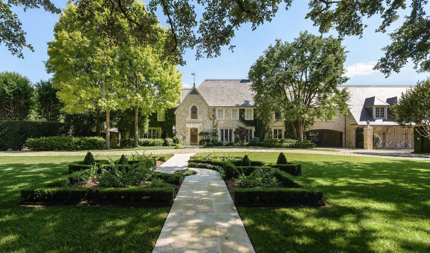 With a price tage of $39 million, 6767 Hunters Glen Drive in University Park is the most expensive home for sale in North Texas. The almost 13,000-square-foot house sits on about 3 acres.