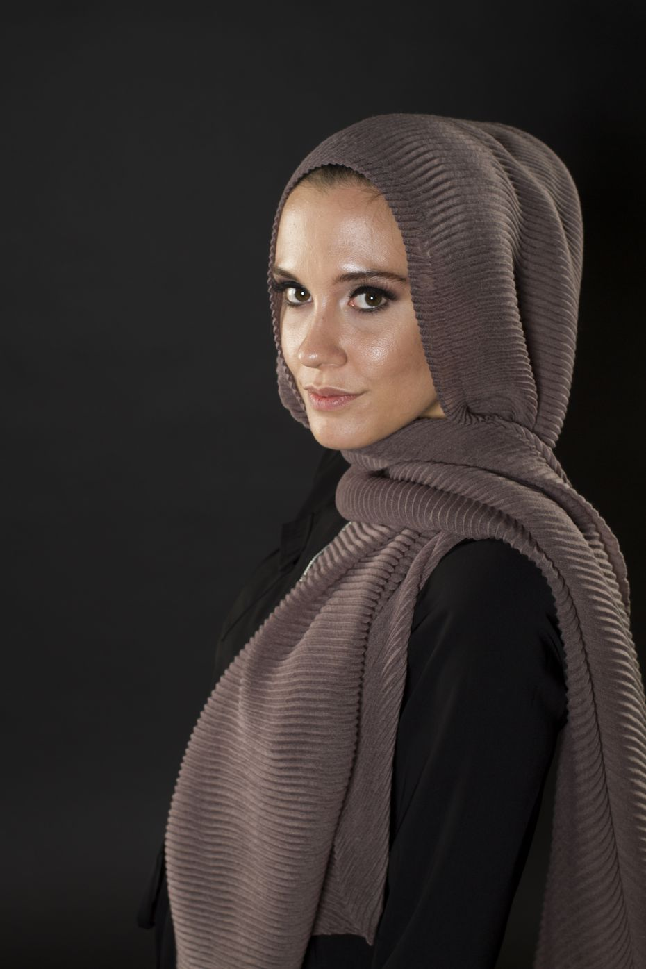 Lisa Vogl is a business partner and friend of Alaa Ammuss in their Verona Collection.