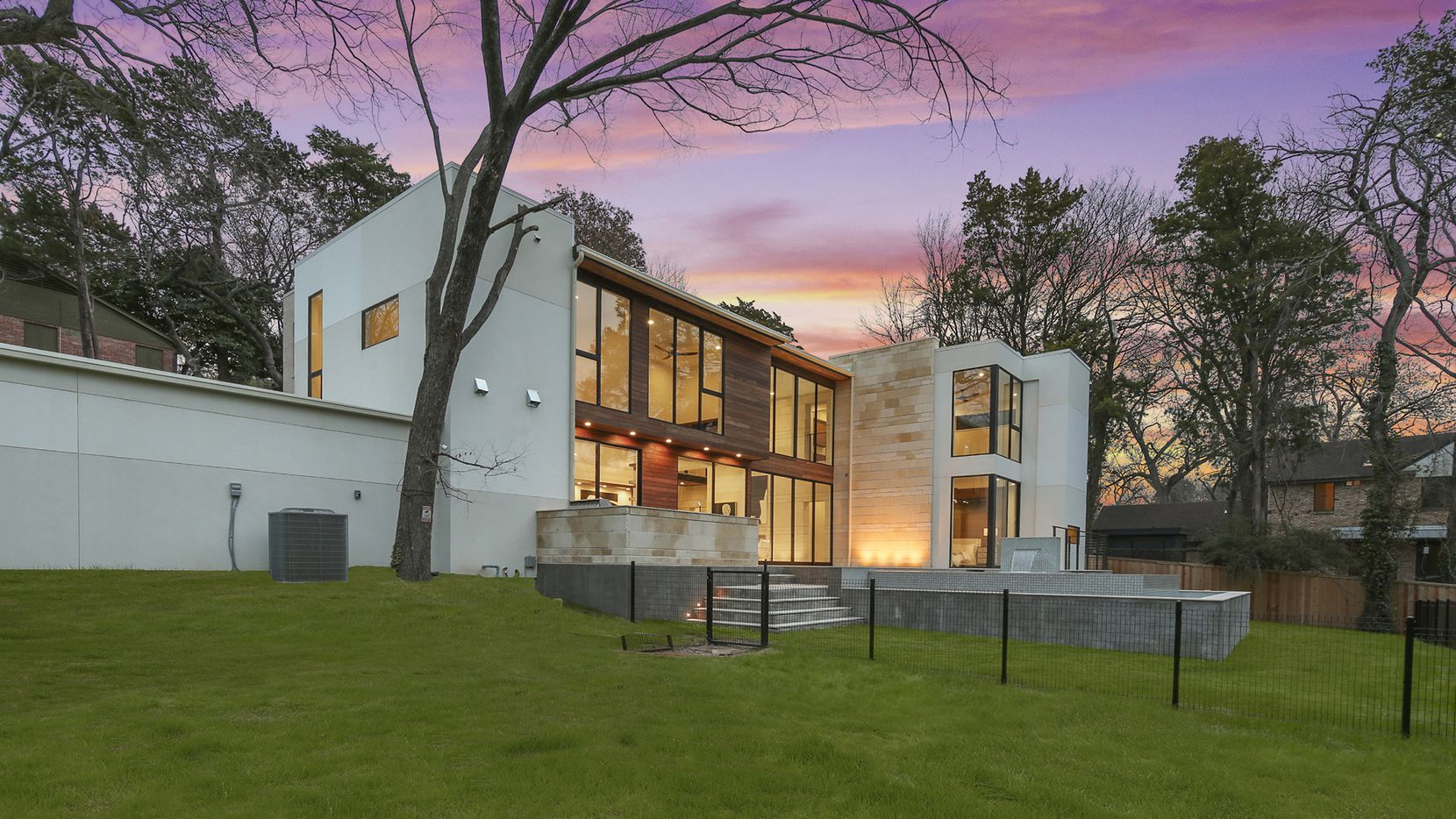 The Hewitt Habgood Realty Group represents this new-construction home at 650 W. Colorado Blvd. in Kessler Park. It is priced at $1,795,000.