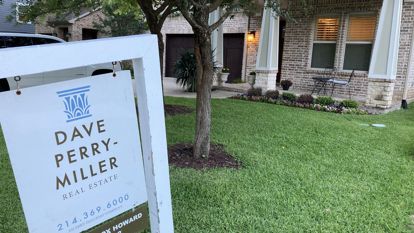 North Texas home prices have shot up by 18% in the last year.