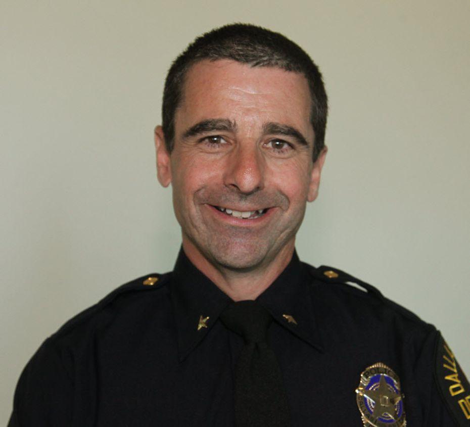 Soon-to-be Interim Chief David Pughes