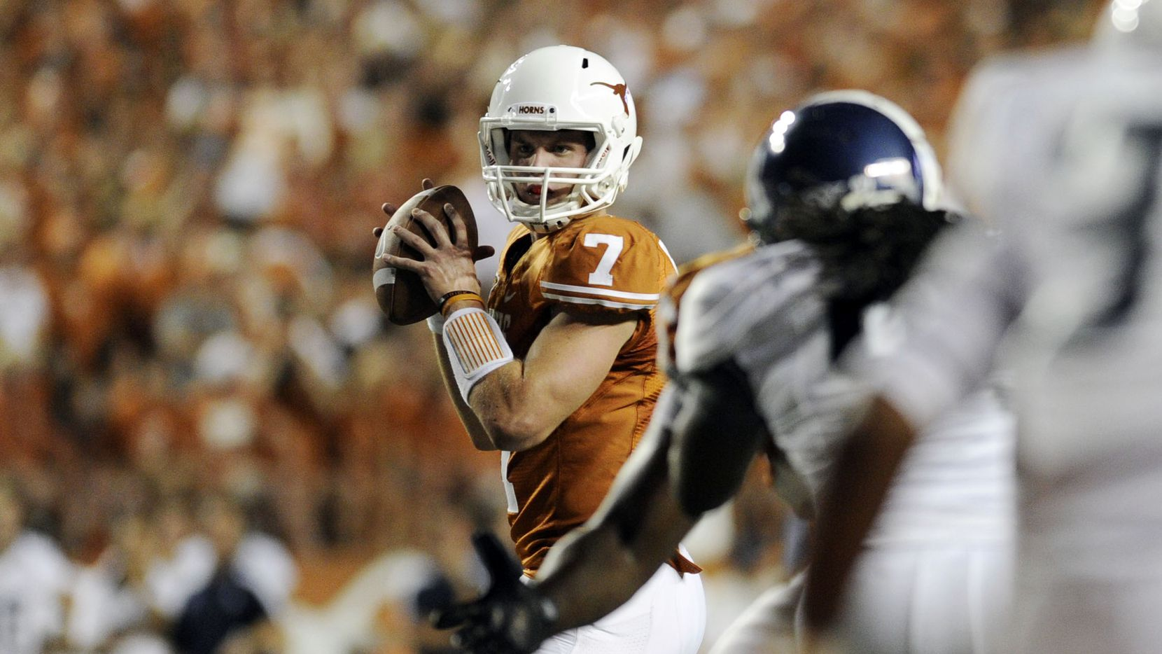 Garrett Gilbert S Goal Play As Smu Graduate Student With Texas Degree