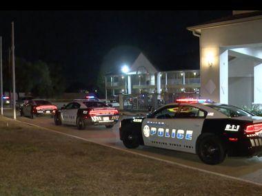 No hay arrestos hasta el momento por el doble homicidio en el hotel Super 8 de Far East Dallas, del sábado 12 de diciembre de 2020.
