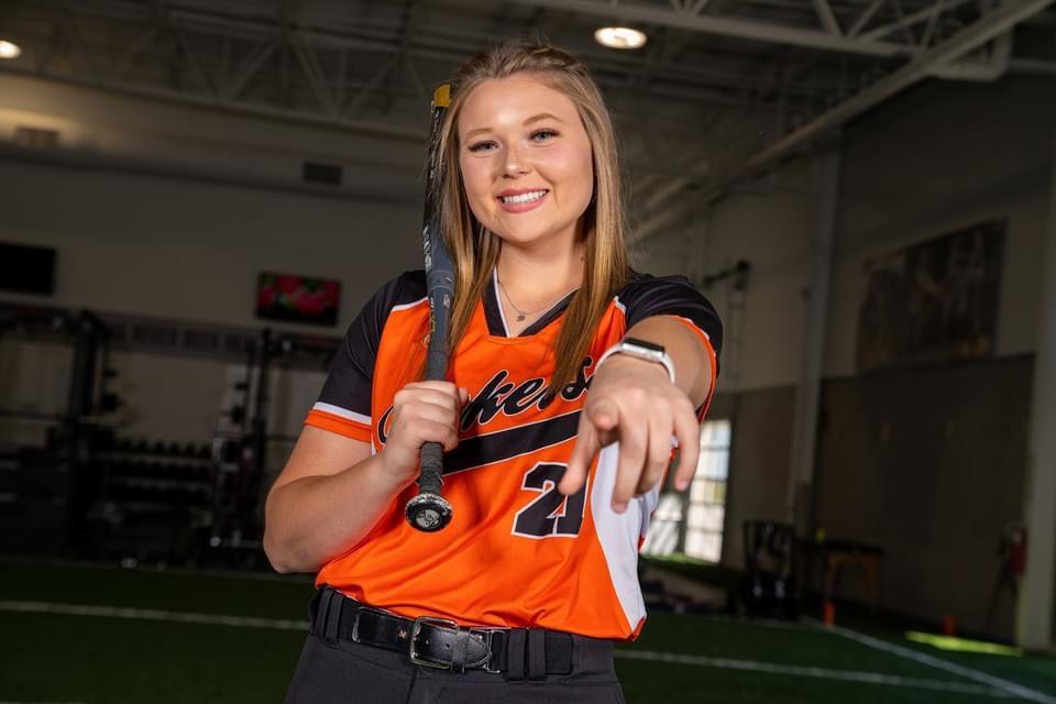 Softball Player of the Week: Elizabeth Schaefer of Rockwall High School.