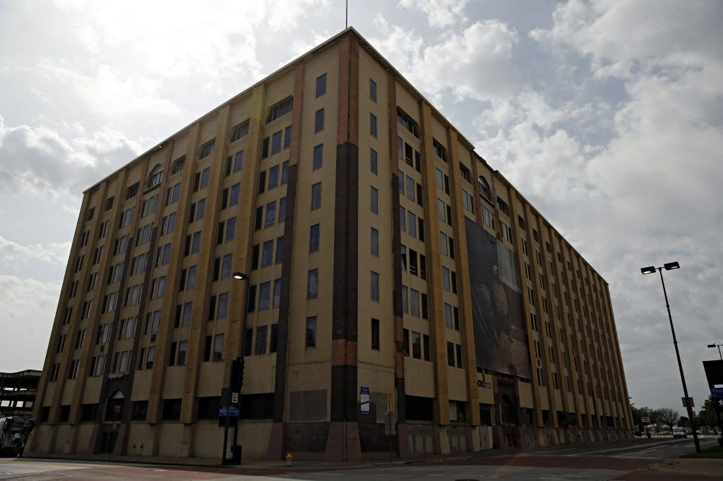 Sarimsakci is renovating the century-old Butler Brothers building, shown here in 2015. (File Photo/Staff)
