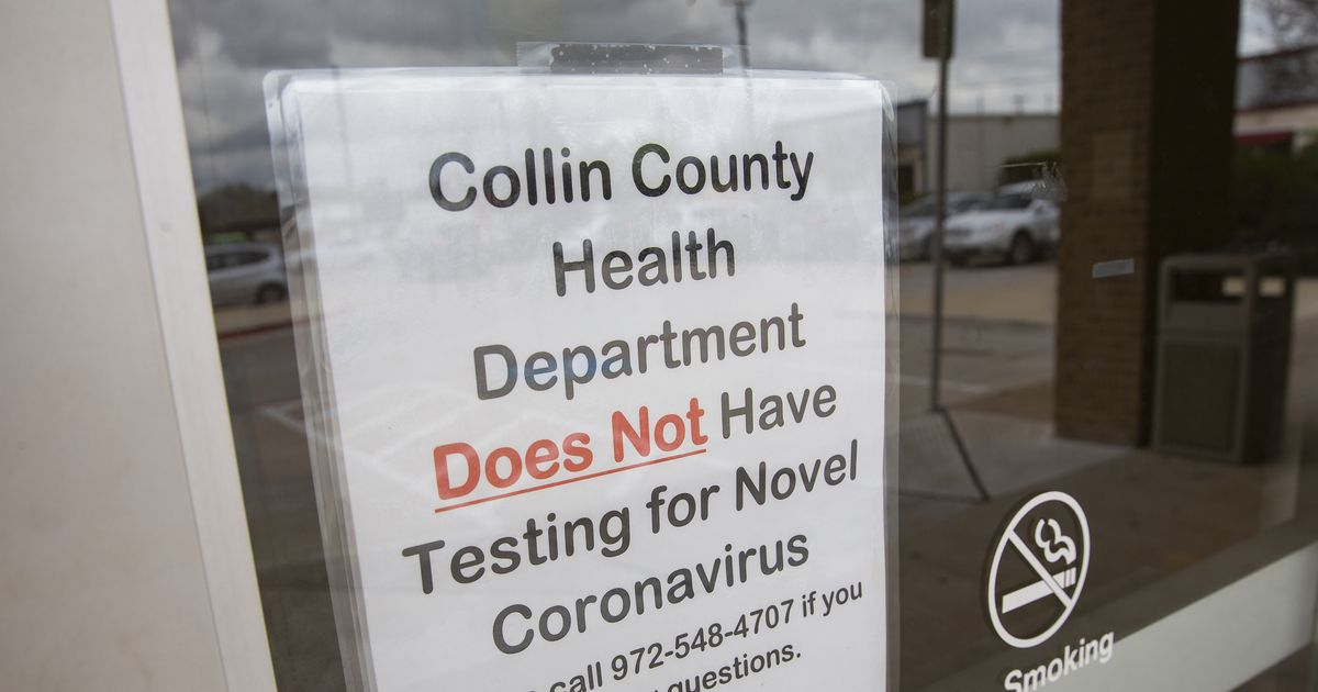 North Texans, as the coronavirus sets in, we must find the ...