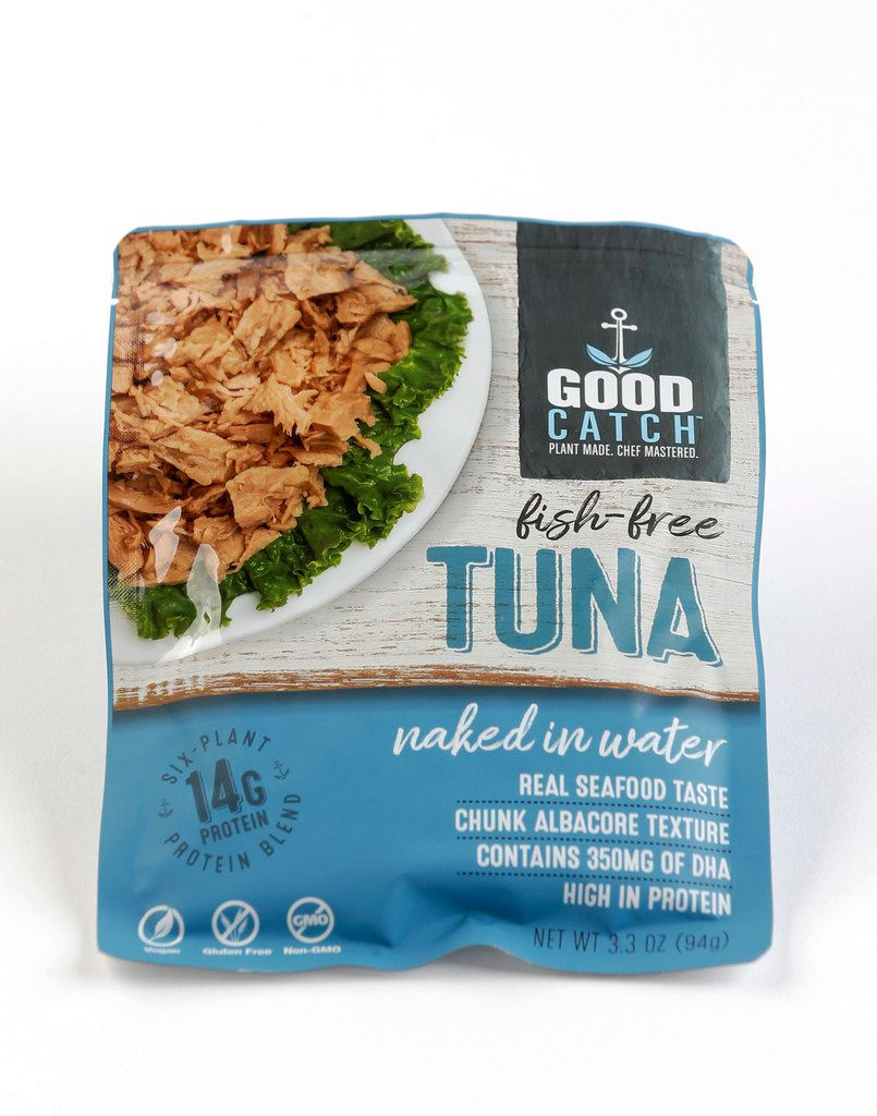 Good Catch's fish free tuna