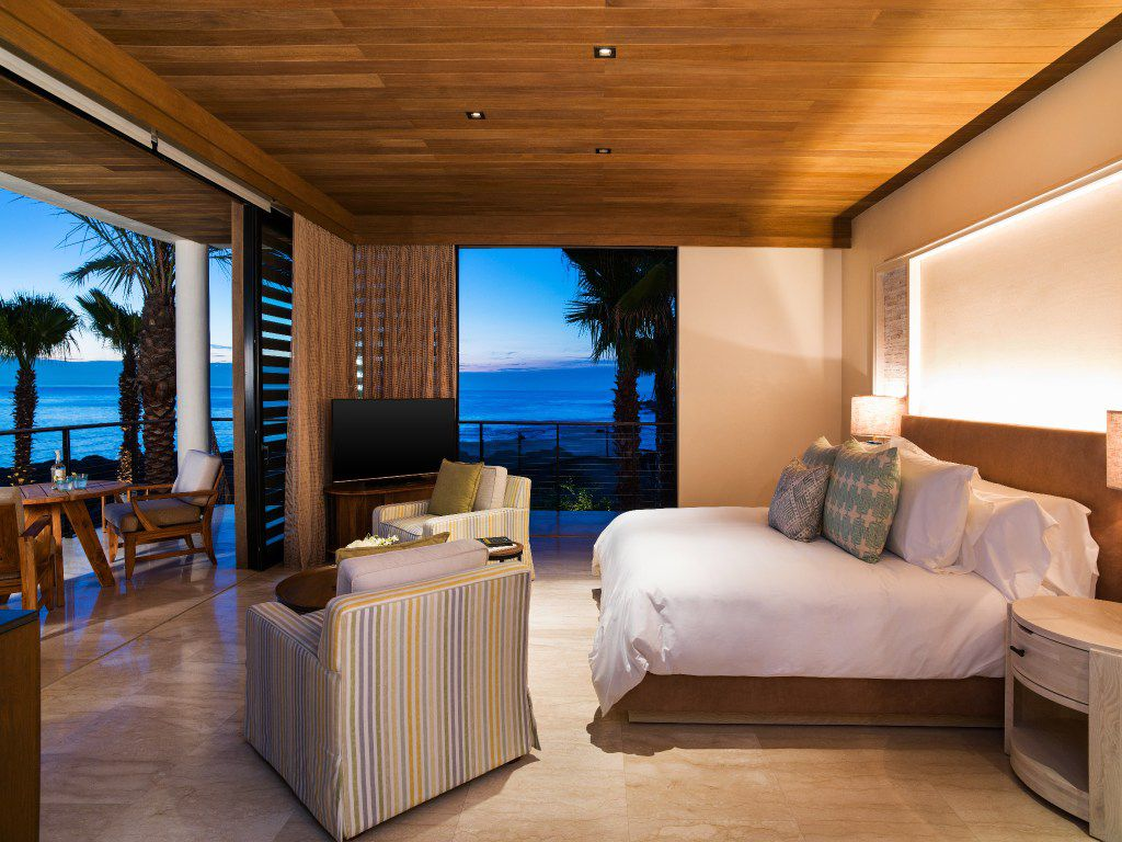 The vibe is casual at Chileno Bay Resort & Residences, which is set on 22 acres at Los Cabos' largest swimmable beach.