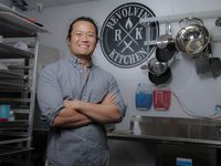 Tyler Shin is owner and Managing Member of Revolving Kitchen in Garland.