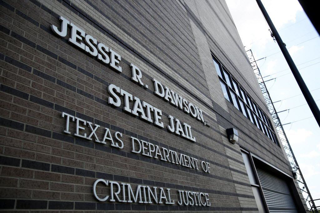Thanks to reforms, the Texas prison population is shrinking, and the Dawson State Jail in Dallas is closing.