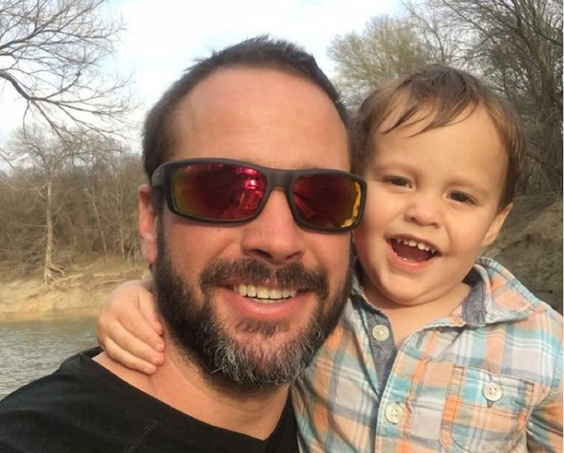 """""""Matt's final hours were spent doing what he loved, playing and fishing with Oliver,"""" the family of Matthew Meinert, 38, said after his body was found Friday. His 2-year-old son was discovered wandering the woods Tuesday near Grapevine Lake."""