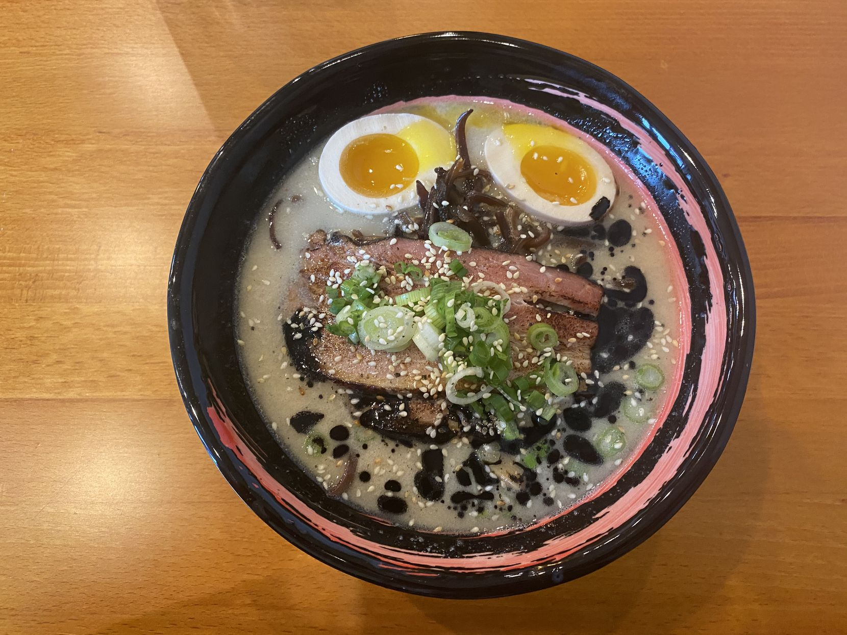 Put Kintaro in Arlington on your list of places to try.