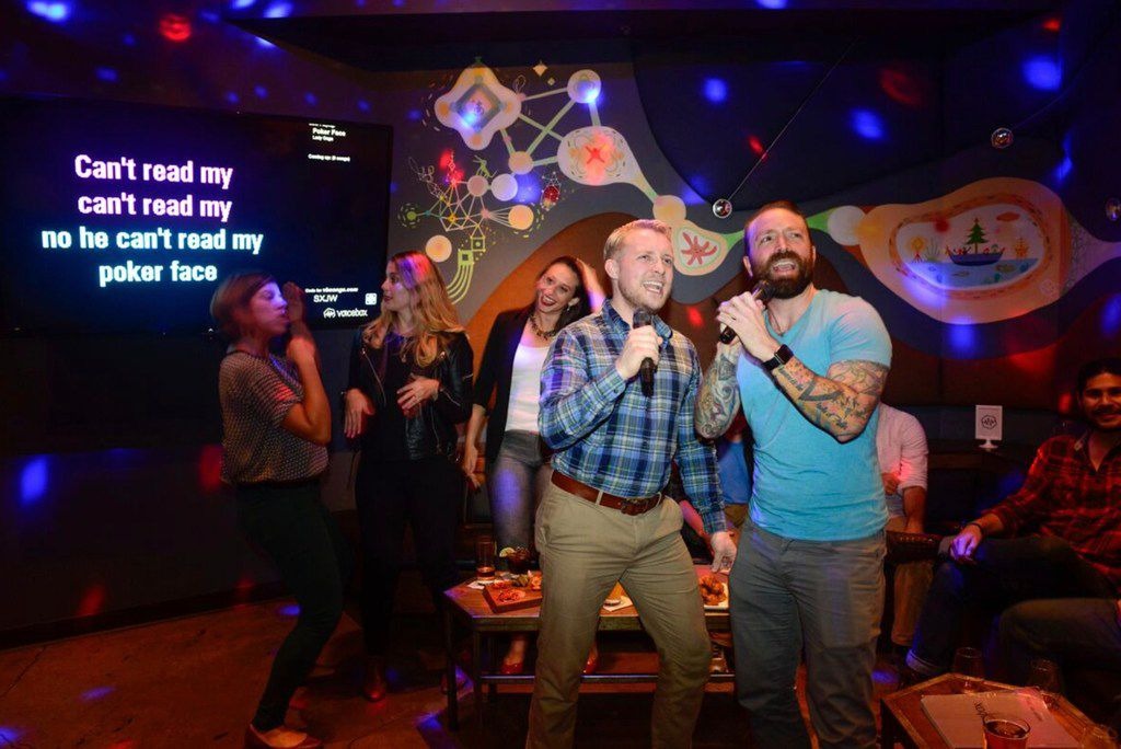 Karaoke chain Voicebox currently has three locations spread across Portland and Denver.