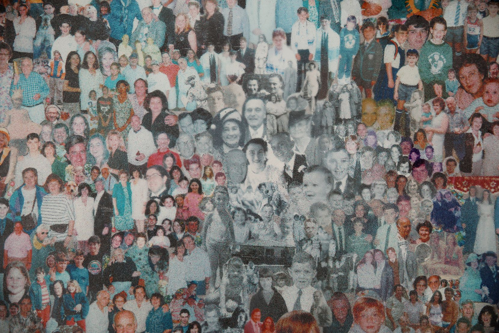 The Meyerland neighborhood is home to the Evelyn Rubenstein Jewish Community Center of Houston, but it remains a racially diverse area. Flood victims had to leave behind family photos and theological texts that were damaged.