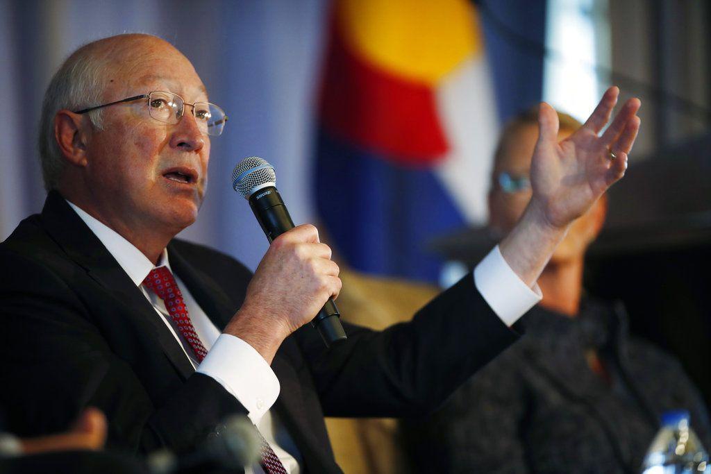 Ken Salazar, exsecretario del Interior durante la era de Barack Obama.