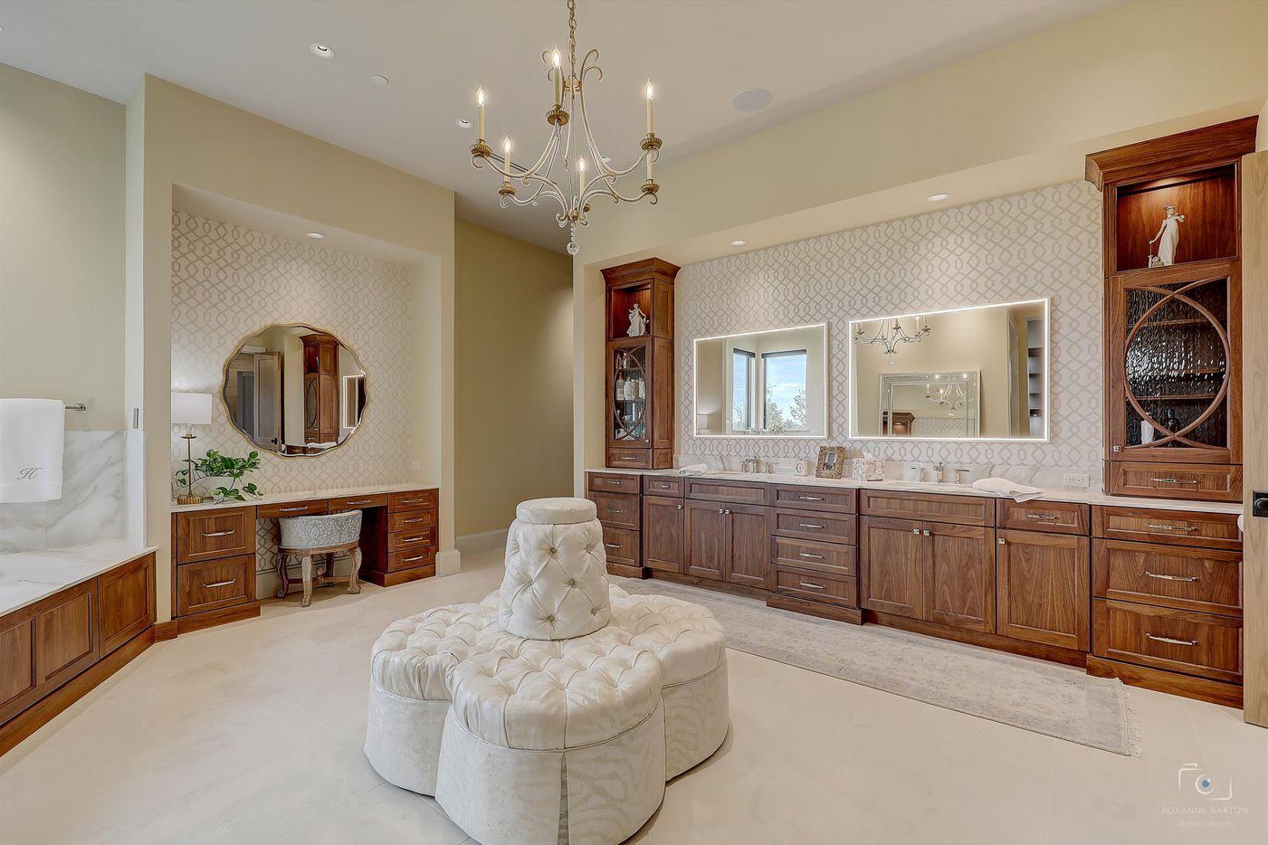 Take a look at the home at 245 E. Bob Jones Road in Southlake.