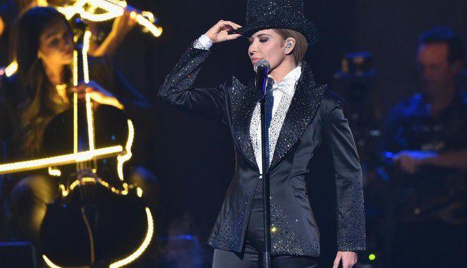 """Gloria Trevi trae su tour """"El Amor"""" al Verizon Theatre el sábado 19 de septiembre. (GETTY IMAGES/RODRIGO VARELA)"""