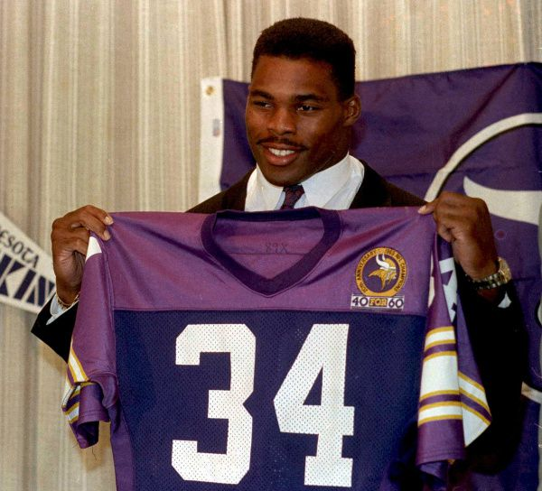 11. (Oct. 12, 1989):  The Cowboys traded running back Herschel Walker for a passel of draft choices and players, many of whom became building blocks for the three Super Bowl championships in the '90s. One of them was a running back named Emmitt Smith. -Eddie Sefko