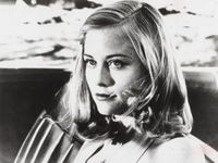 "Cybill Shepherd, as she appeared in the 1971 movie, ""The Last Picture Show."""
