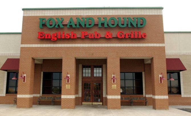 Fox and Hound restaurants remained open during a  previous bankruptcy, the company said.