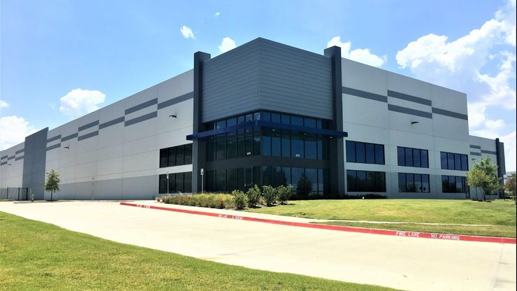 Therabody purchased a warehouse in the Mountain Creek business park.