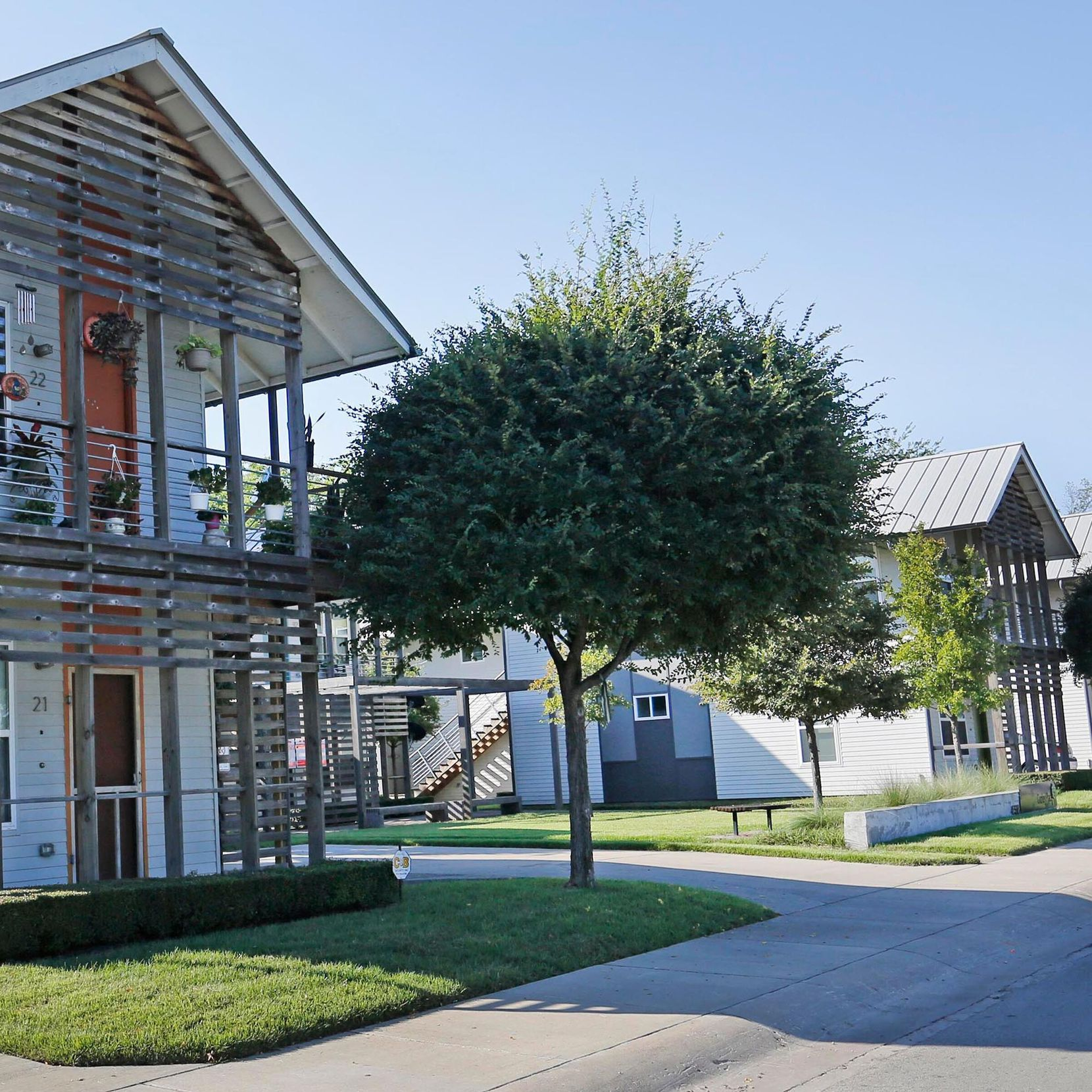 Gurley Place, an affordable senior housing project by the nonprofit BC Workshop, is a model of equitable and sustainable design practice.