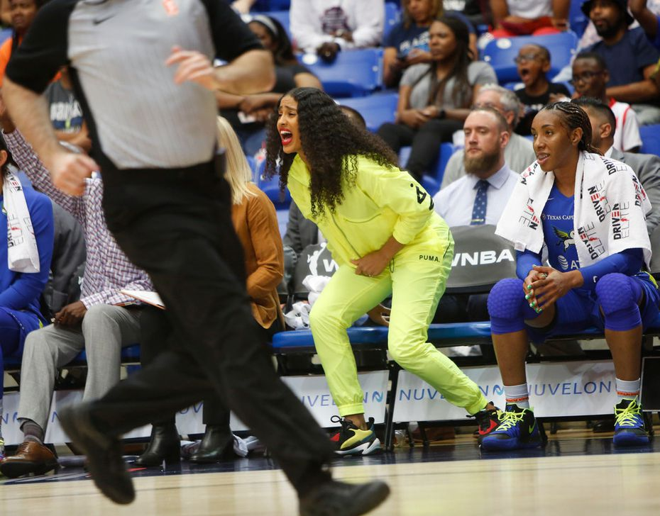 When will Skylar Diggins-Smith return to basketball? A look at what the Wings' All-Star has been up to this season