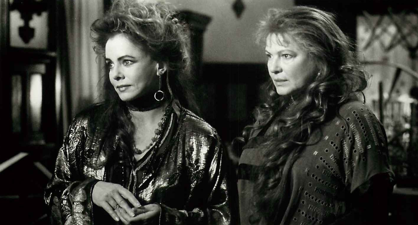 Stockard Channing and Dianne Wiest in the 1998 film version of Practical Magic.  (Suzanna Tenner/Warner Bros.)