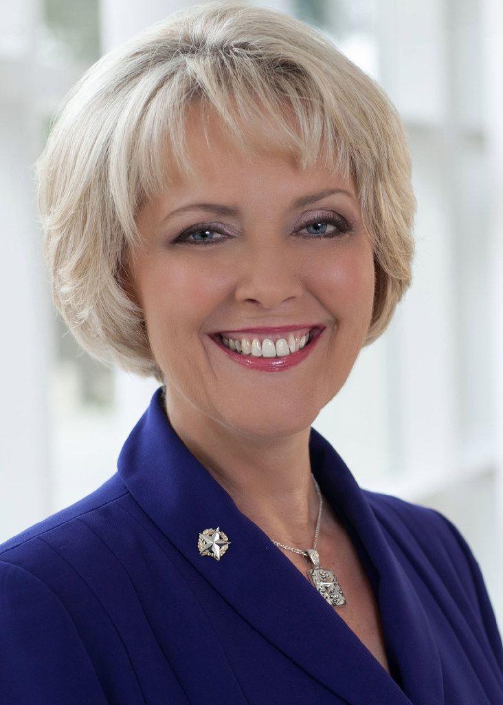 Rep. Cindy Burkett, R-Sunnyvale