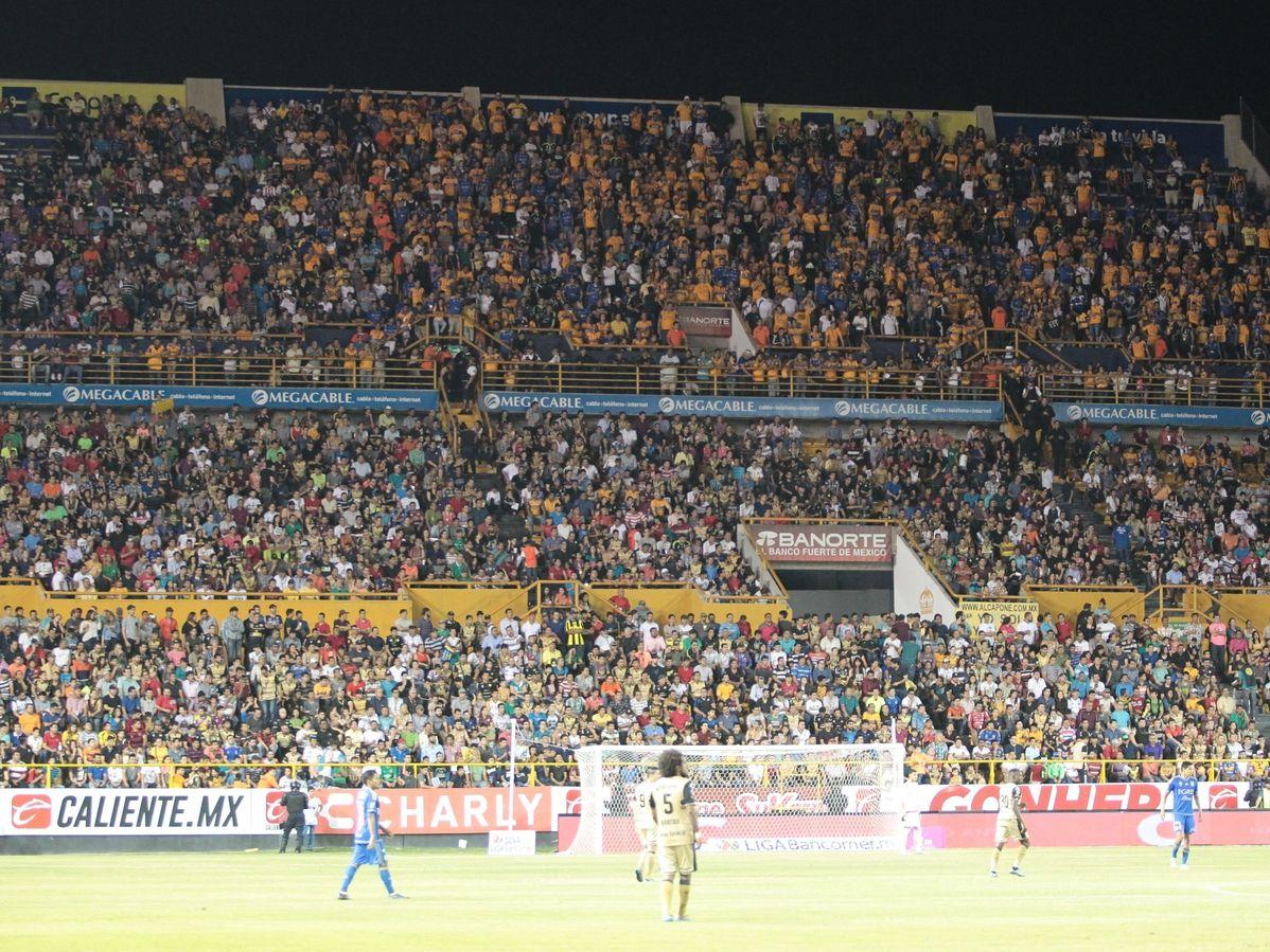 El estadio de Dorados de Sinaloa fue embargado por existir una deuda multimillonaria que fue destinada a la remodelación del inmueble.