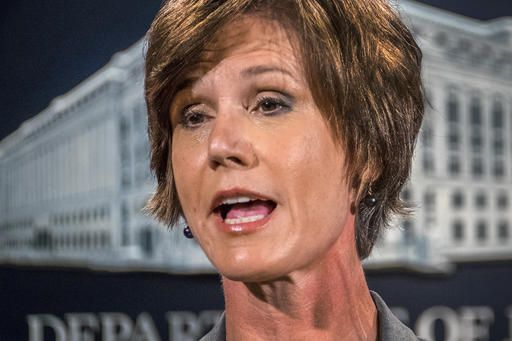 Sally Yates/AP