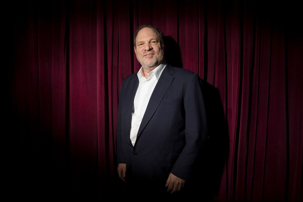 Harvey Weinstein at the Lunt-Fontanne Theater in New York, March 26, 2015. Accused of sexual assault in 2015 by an Italian model in New York, Weinstein mobilized lawyers and publicists to make the case go away. He was never charged.