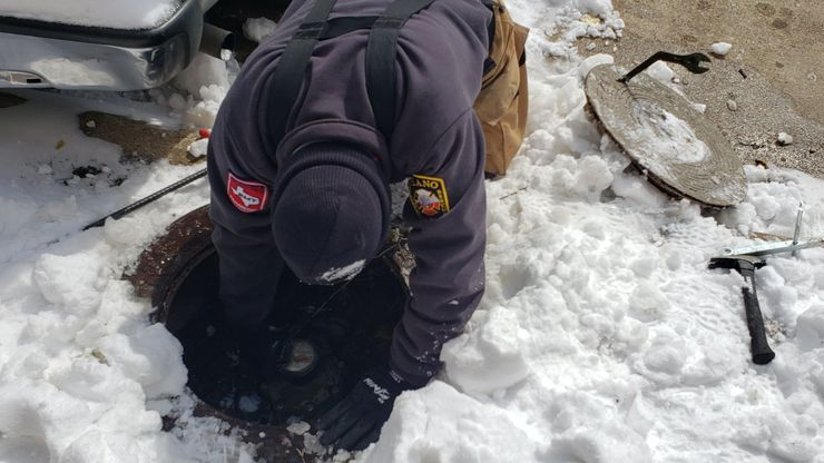 Plano Fire-Rescue crews and workers from other city departments responded to more than 650 calls related to broken pipes amid winter storms last week.