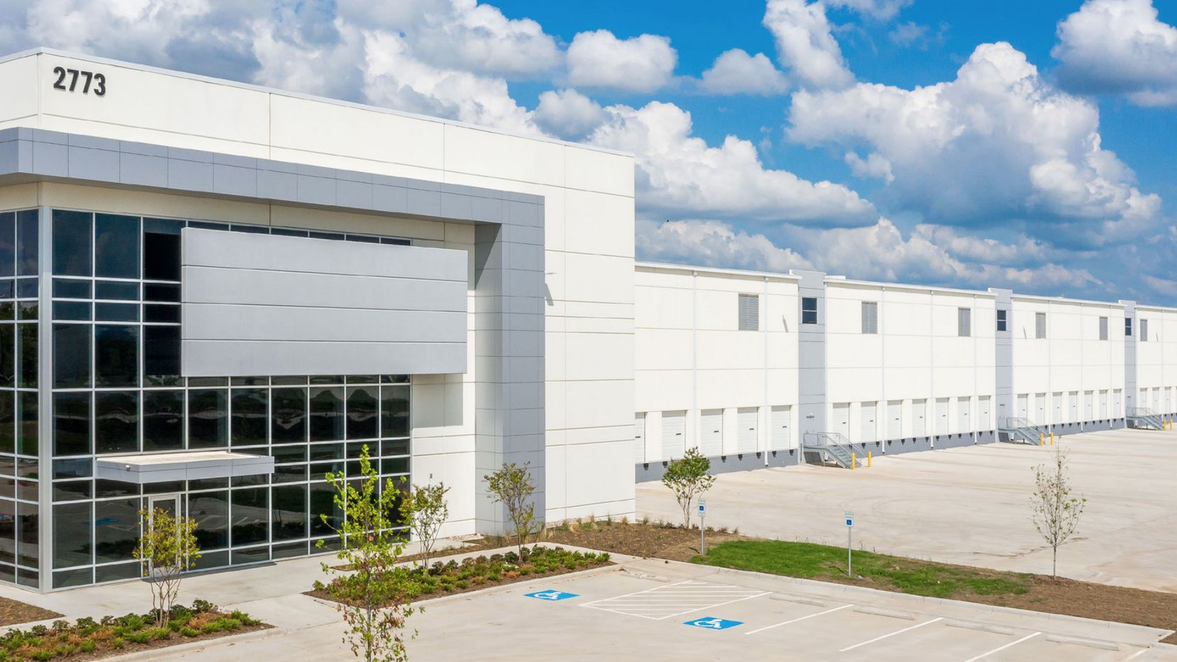 JLL Income Property Trust owns the new building on State Highway 114.