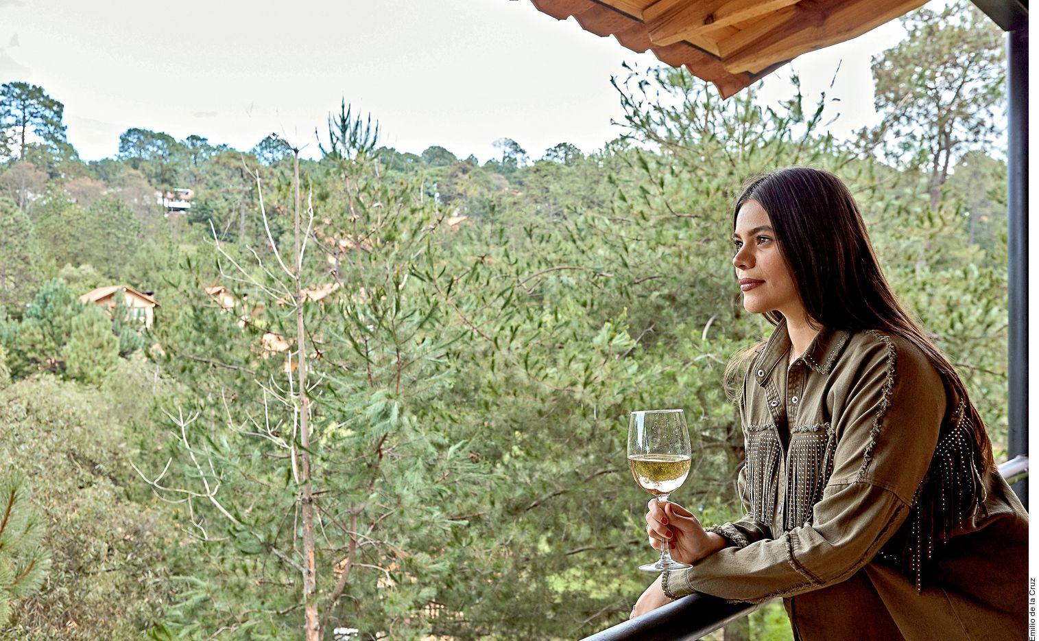 Escápate a Mazamitla y respira el aire puro de la Sierra del Tigre, en Jalisco.