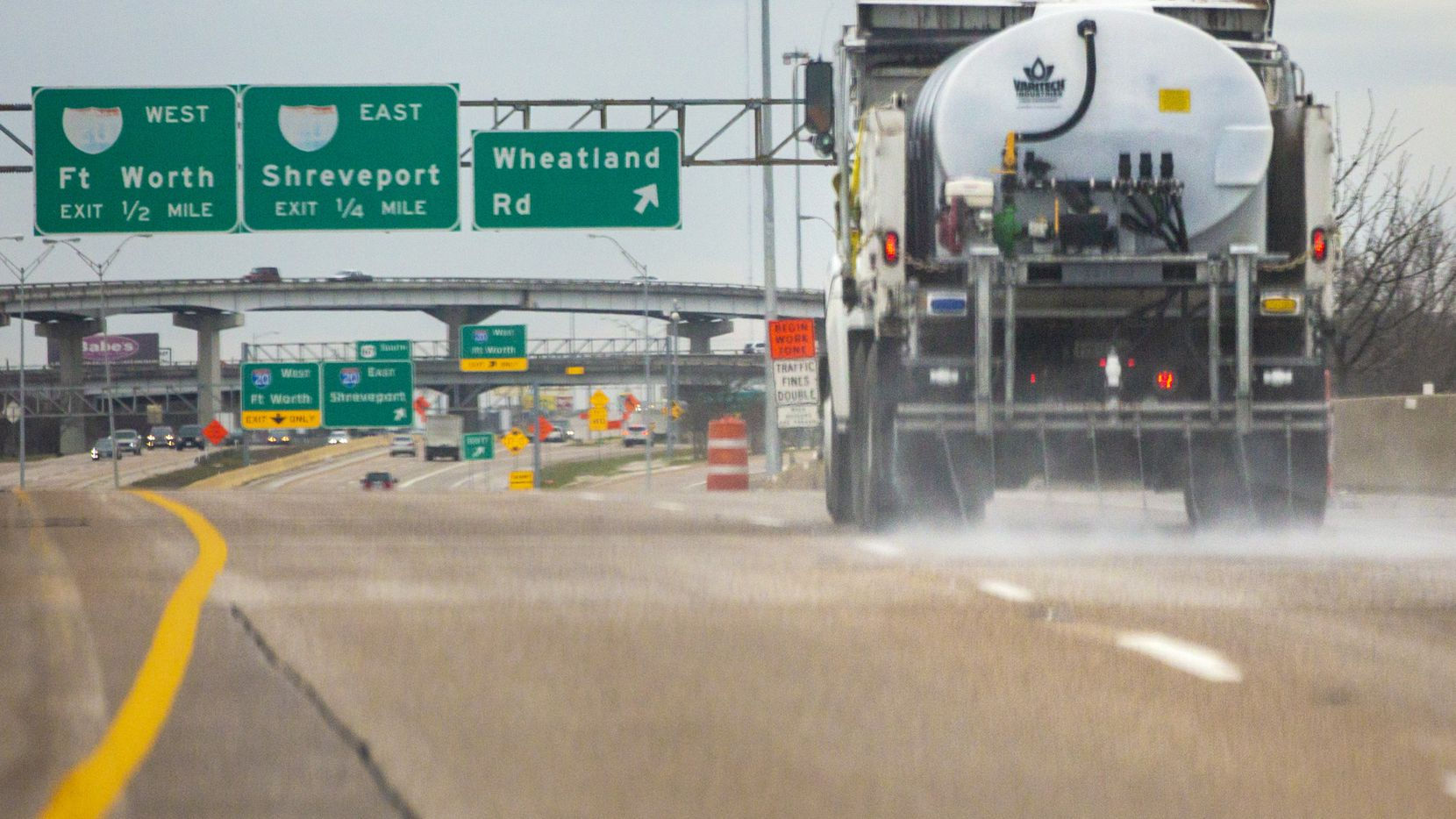 El Norte de Texas se prepara para clima invernal severo con posible lluvia congelada el jueves.