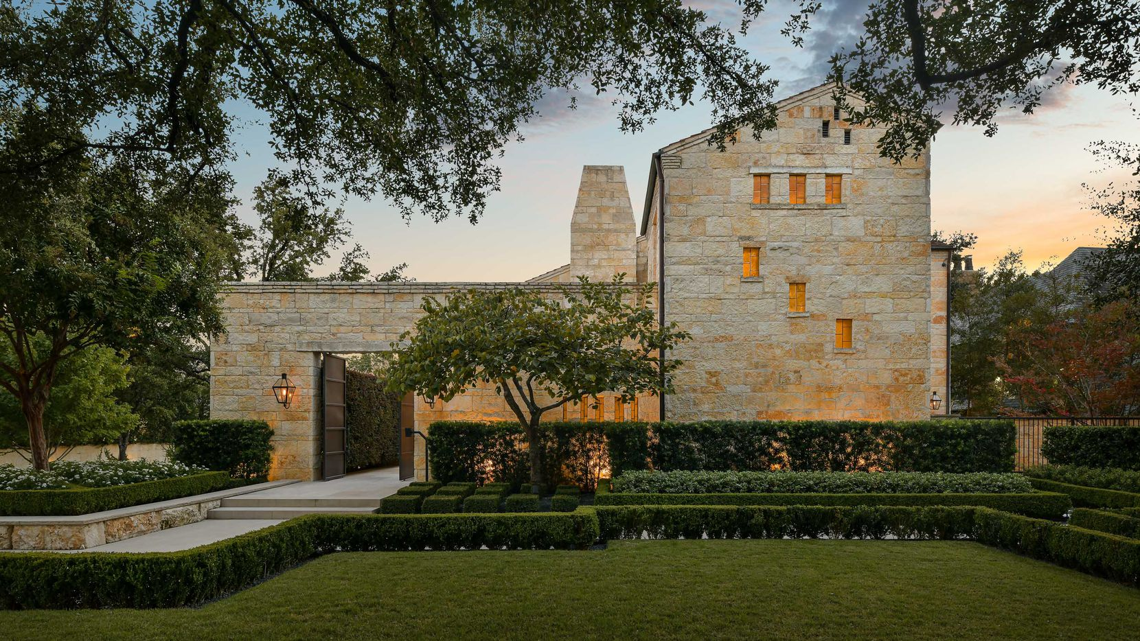 Take a look at this custom-designed home at 3701 Lexington Ave. in Dallas.