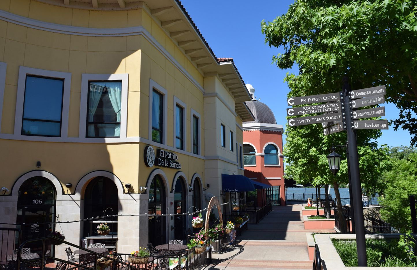PegasusAblon purchased more than 130,000 square feet of retail space in the project.