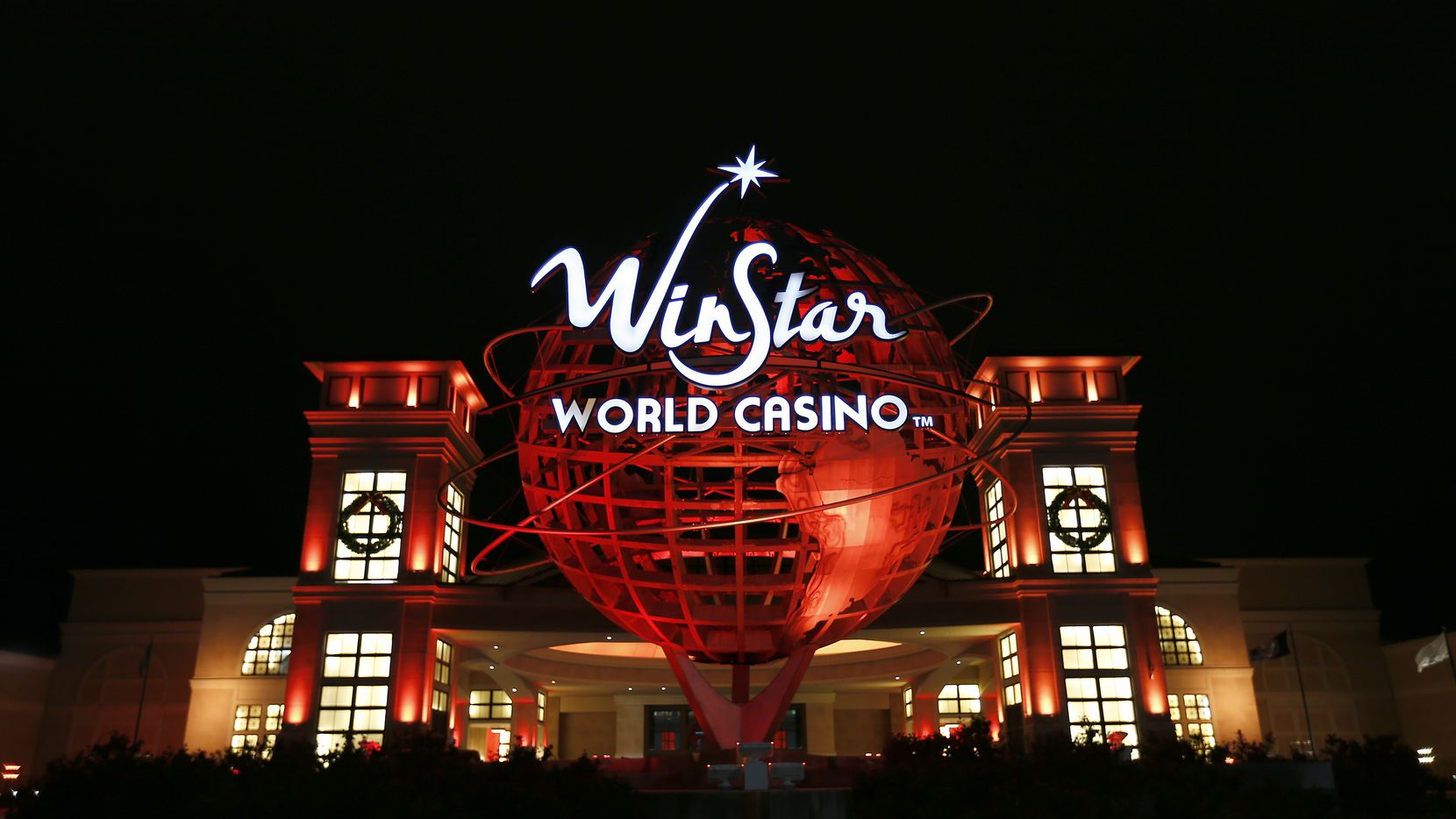 Winstar world casino oklahoma map