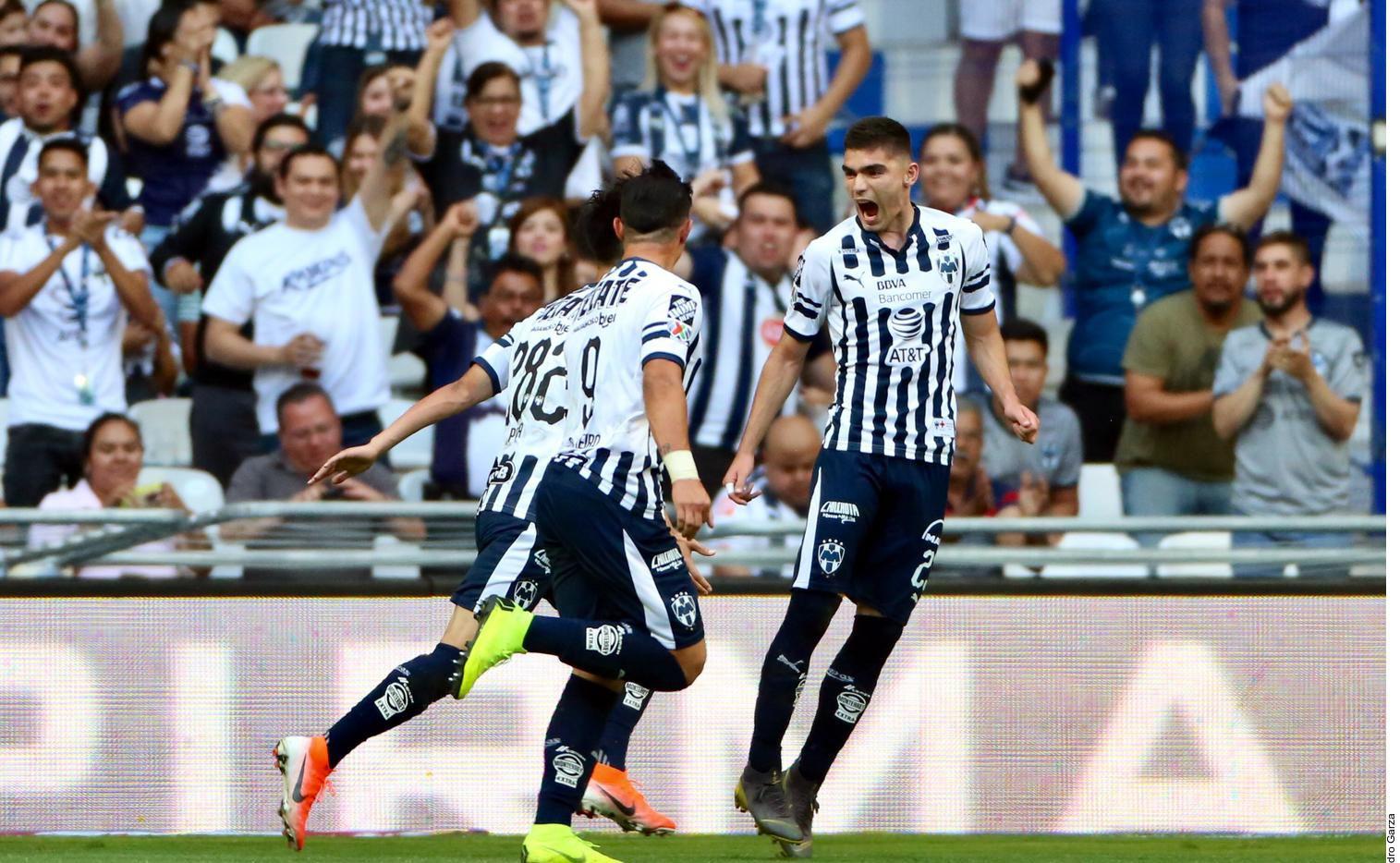 Rayados de Monterrey disputan la final de la Copa de Campeones de Concacaf ante Tigres, el miércoles(AGENCIA REFORMA)