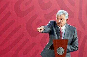 El presidente de México Andrés Manuel López Obrador. AGENCIA REFORMA.