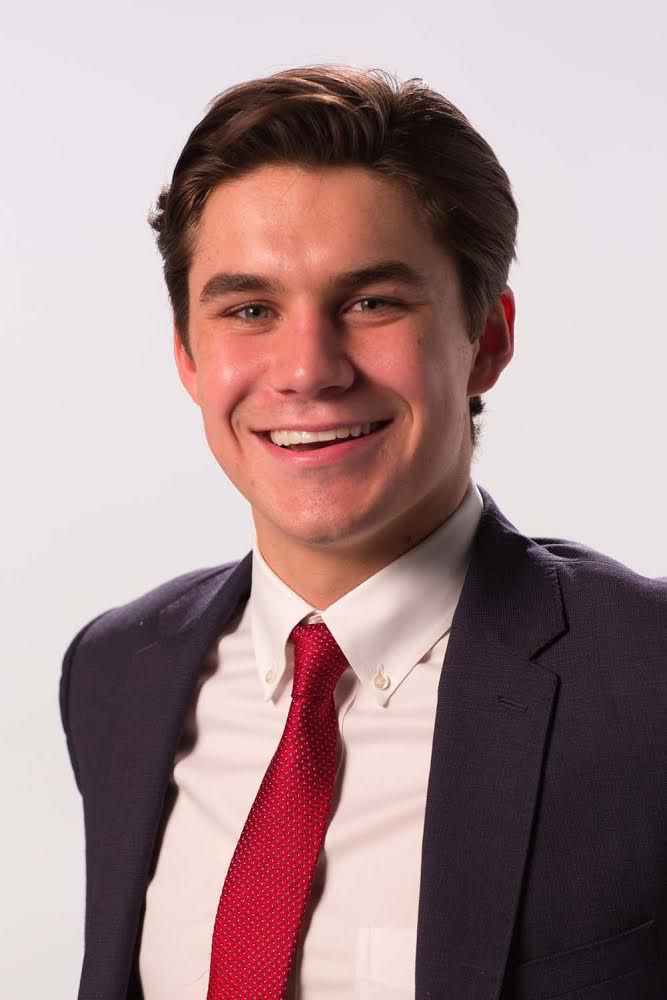 Austin Hickle, student body vice president at Southern Methodist University, who organized the new College Health Alliance of Texas.