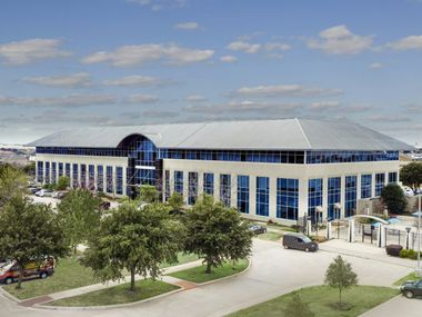 Michaels is moving to the Royal Ridge III building.